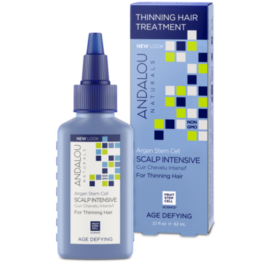Andalou Naturals Age Defying  Scalp Intensive- 62ml