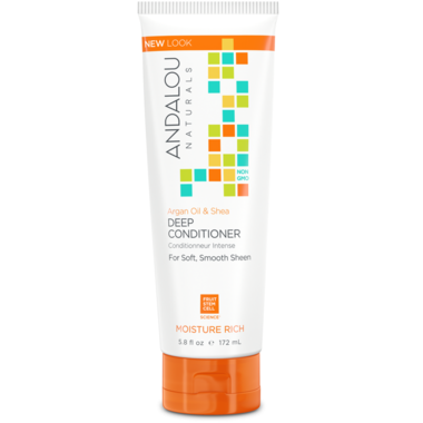 Andalou Naturals Argan oil plus+deep conditioner -172ml