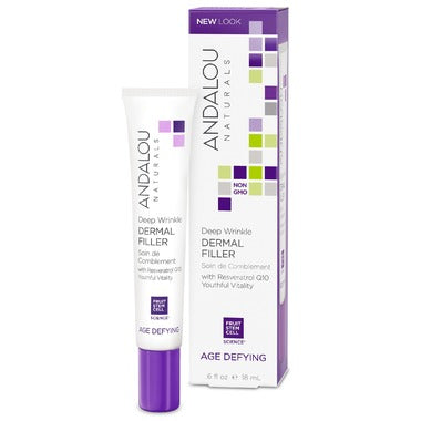 Andalou Naturals Deep Wrinkle Dermal Filler 18ml