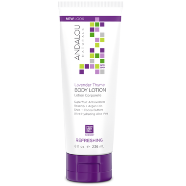 Andalou Naturals Lavender Thyme Refreshing Body Lotion- 236ml
