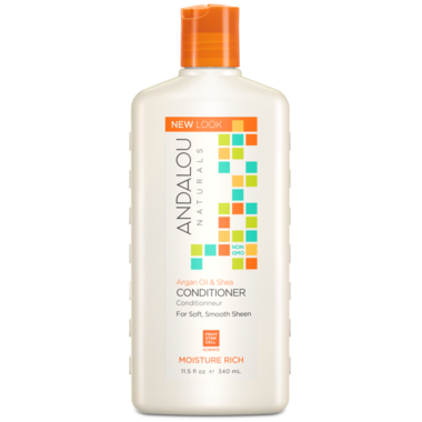 Andalou Naturals Sweet Orange Argan Moist Conditioner 340ML