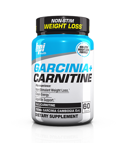 Weight Loss Garcinia + Carnitine, 60 Count