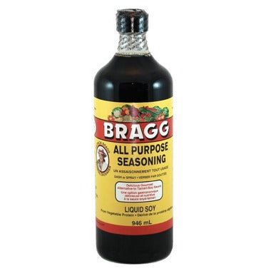 Bragg All Purpose Seasoning From Soy Protein - 946ml