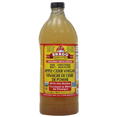 Bragg Organic Raw Apple Cider Vinegar - 946ml