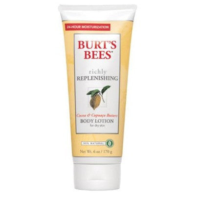 Burts Bees Richly Replenishing Cocoa & Cupuacu  170g