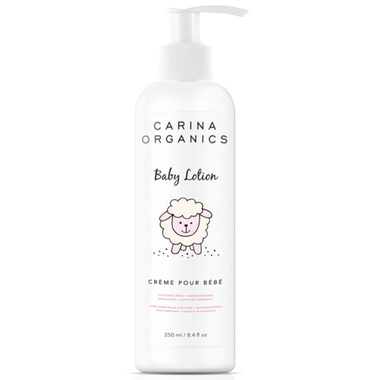 Carina Organics Baby Lotion Extra Gentle Unscented - 250ml