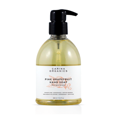 Carina Organics Grapefruit Hand Soap - 360ml