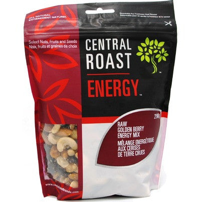 Central Roast Golden Berry Energy 260g