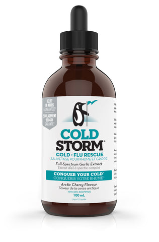 COLDSTORM® Cold & Flu Rescue 100 ml