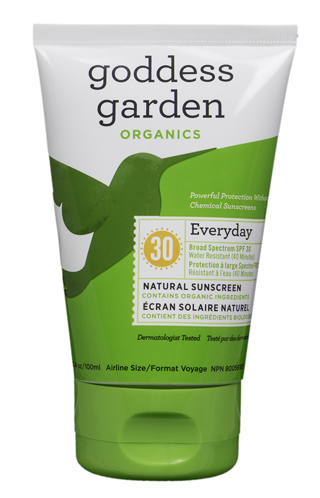 EVERYDAY NATURAL SUNSCREEN LOTION SPF 30 100 mL