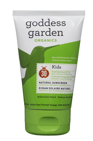 KIDS NATURAL SUNSCREEN LOTION SPF 30