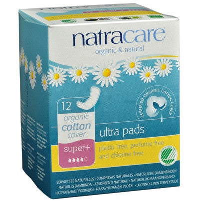 Natural Ultra Pads Super +