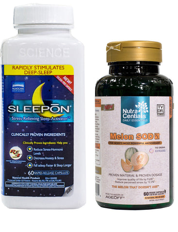 NuvoCare  Stress & Sleep Management Kit