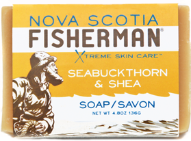 Seabuckthorn & Shea Soap