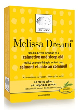 Melissa Dream 60 tablets