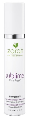 Sublime Anti-Aging Night Treatment  Collagen Bioactivator 50 ml