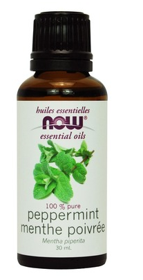 Pure Peppermint Oil, 30 mL