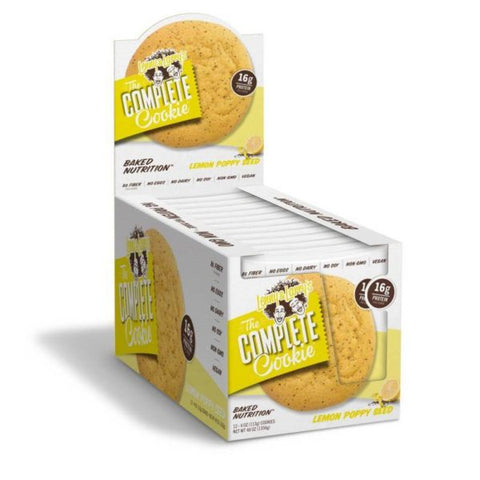 Lenny & Larry's Complete Cookie - Lemon Poppy Seed