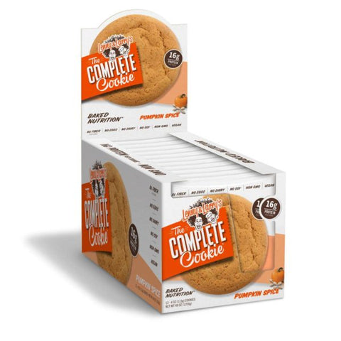 Lenny & Larry's Complete Cookie - Pumpkin Spice
