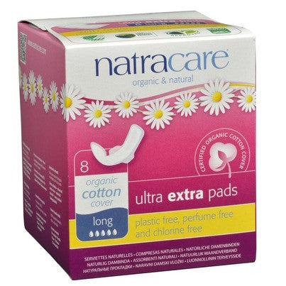 Ultra Extra Pads Long 8 pads