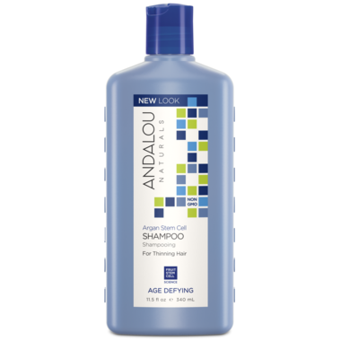 Andalou Naturals Age Defying Treatment Shampoo - 340ML