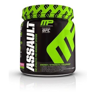MusclePharm Amino1 Pre-workout Strawberry Margarita 32 serving