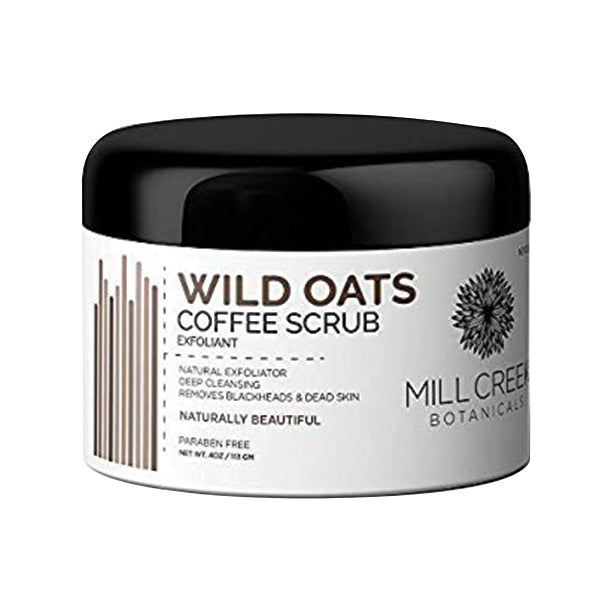Mill Creek Wild Oats Coffee Scrub