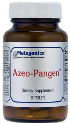 Metagenics Azeo-Pangen - 90 Tablets