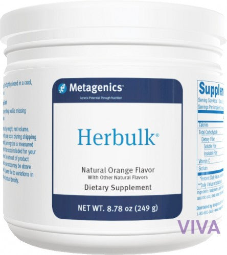 Metagenics Herbulk Orange - 249 g
