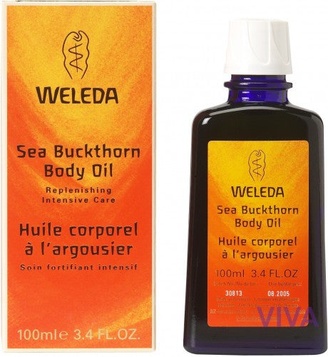Weleda Sea Buckthorn Body Oil - 100 ml