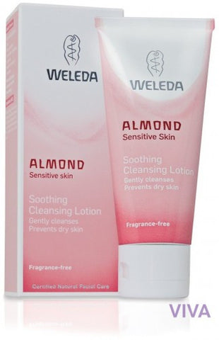 Almond Soothing Cleansing Lotion - 2.5 fl oz