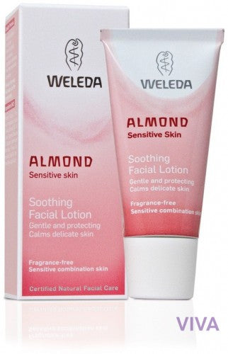 Weleda Almond Soothing Facial Lotion - 1 fl oz