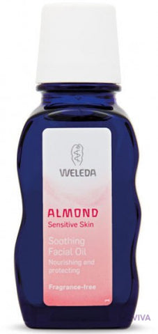 Almond Soothing Facial Oil - 50 ml