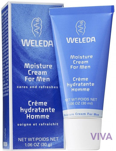 Weleda Moisture Cream For Men - 30 ml