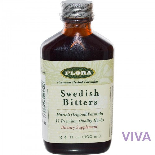 Flora Maria's Swedish Bitters (alcohol free) - 100 ml