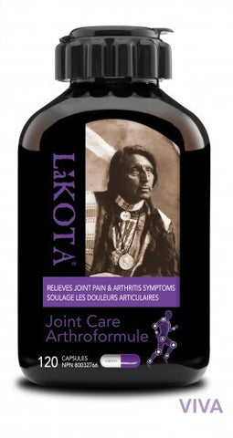 Lakota Joint Care Formula - 120 capsules