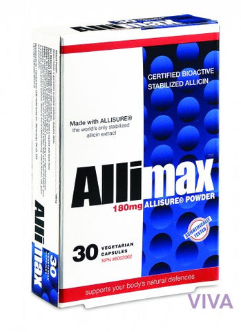 Allimax Stabilized Allicin-30 caps