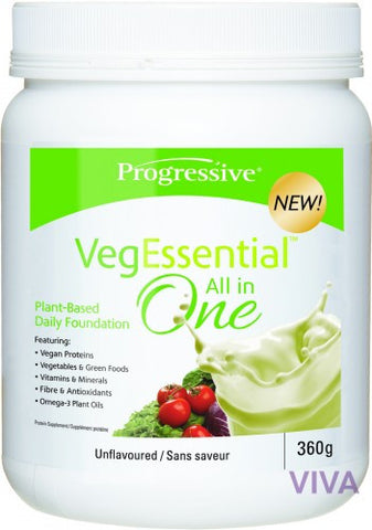 Progressive VegEssential (Unflavored) - 360 g