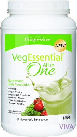 Progressive VegEssential (Unflavored) - 840 g