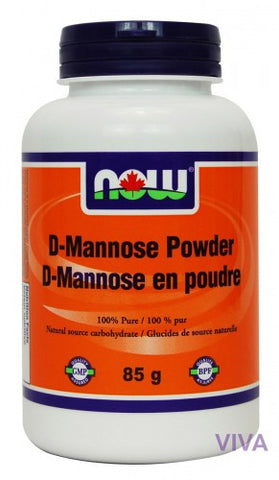 NOW Foods D-Mannose Powder - 85 g