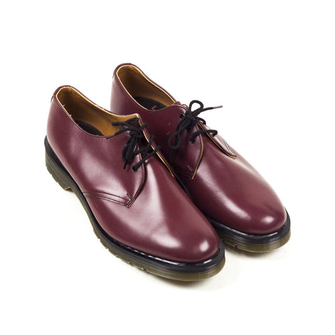 Vintage Deadstock GT Hawkins No1 3 Eye Shoes - Cherry (Made In UK 6,8,11)