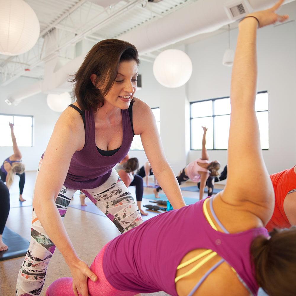 300-Hour Advanced Teacher Training with Gina Caputo