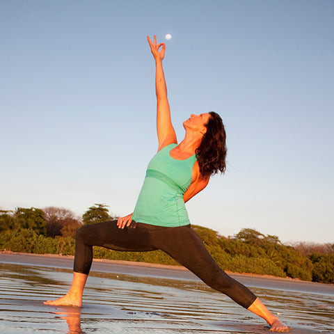Nectar of the Moon: Lunar Arts of Yoga Training with Gina Caputo