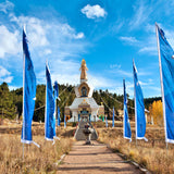 The Great Stupa at Shambhala Mountain Center