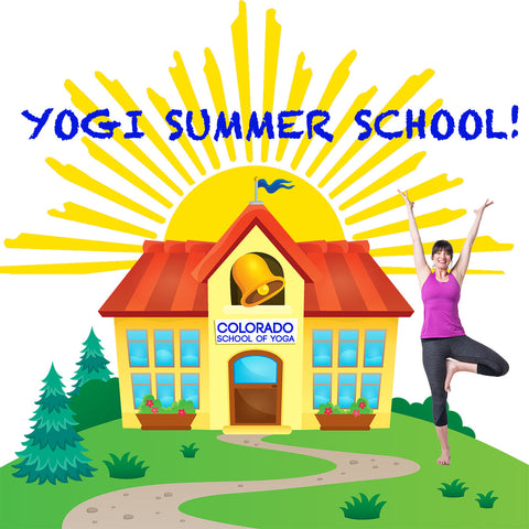 Yogi Summer School (Online)