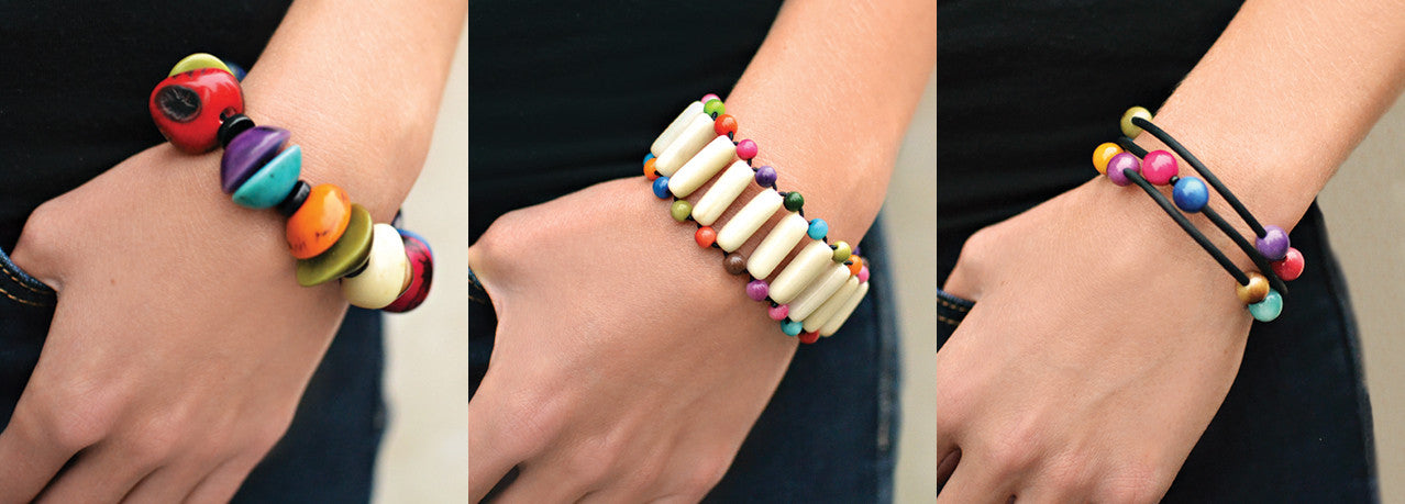 Environmentally friendly Bracelets