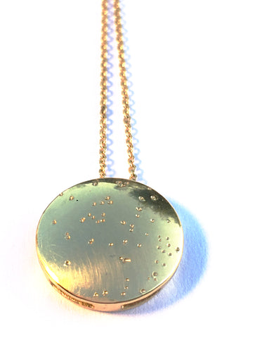 Stars Align Necklace in 18k Gold