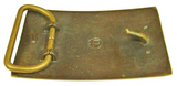 Back image of the buckle