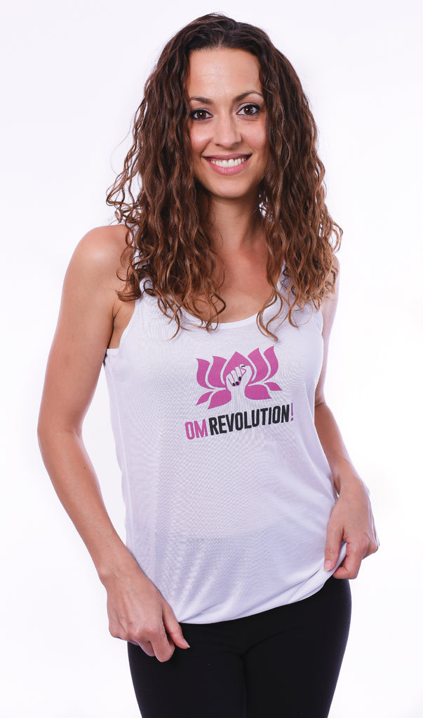 Eco-Friendly Yoga Tops for Women made in the USA - OM Matters®