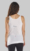 Back of Eco-Friendly Yoga Tank made in the USA - OM Matters®